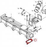 Těsnění sání motoru Volvo