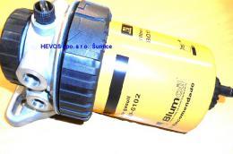 Palivový filtr kompetní Caterpillar
