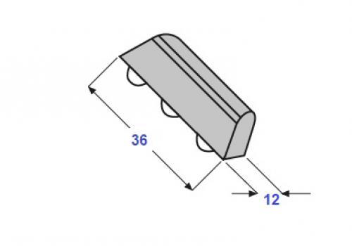 Zajištìní korunky ESTI E450