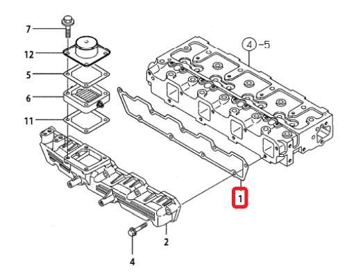 Tìsnìní sání motoru