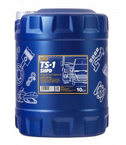 Motorový olej MANNOL 15W40 - 10l