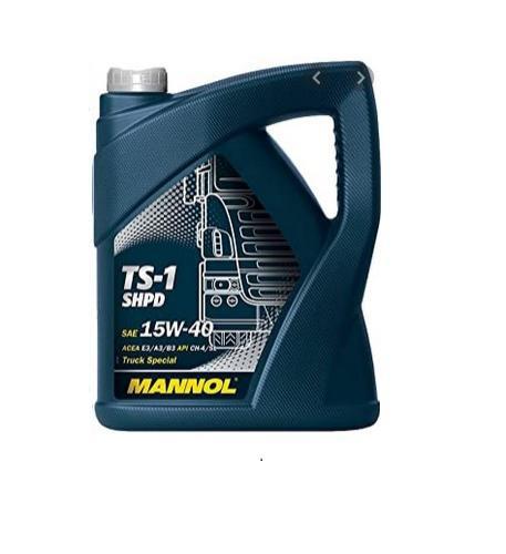 Motorový olej MANNOL 5l