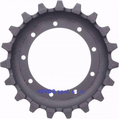 Sprocket pro Caterpillar