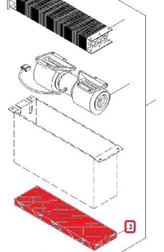 Vzduchová filtraèní vložka Komatsu